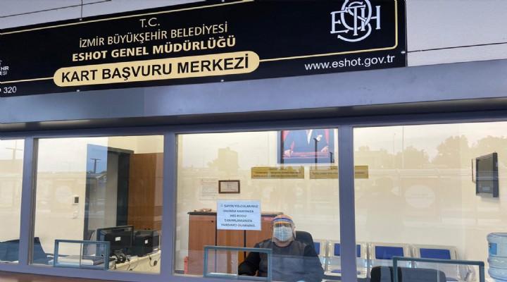 Kişiselleştirilmiş İzmirim Kart'lar Artık Yedi Noktadan Alınabiliyor