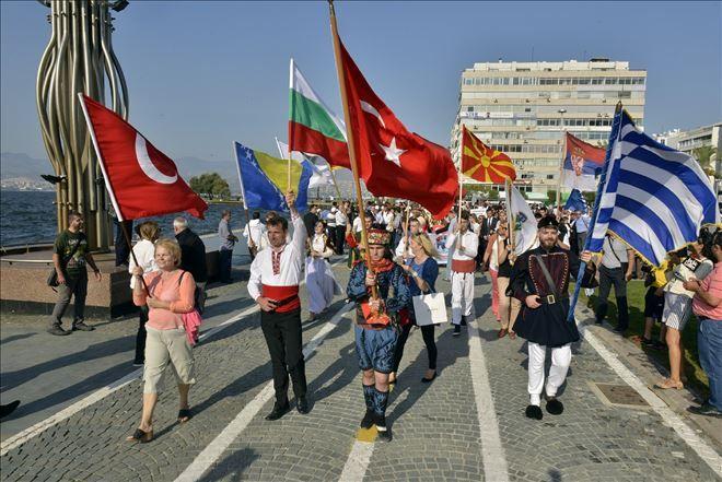 Balkanlar İzmir´de buluşacak