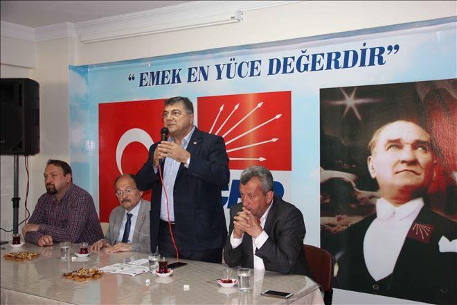 Türkiye´de birinci sınıf demokrasi istiyoruz