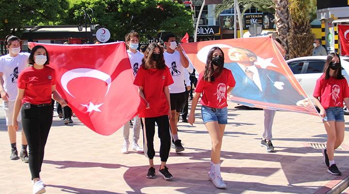 Atatürk'ü Anma, Gençlik ve Spor Bayramımız Kutlu Olsun