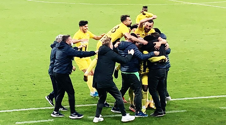 Bursaspor : 0  Menemenspor : 1