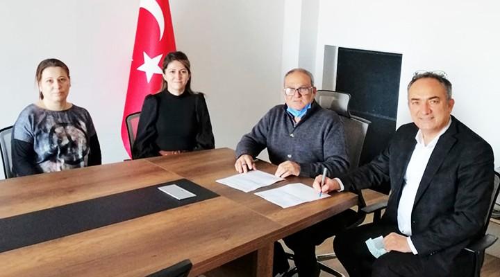 DenizBank ve Menemen Ziraat Odası işbirliği ile İlaç , tohum ödemelerinde 5 ay vade imkanı