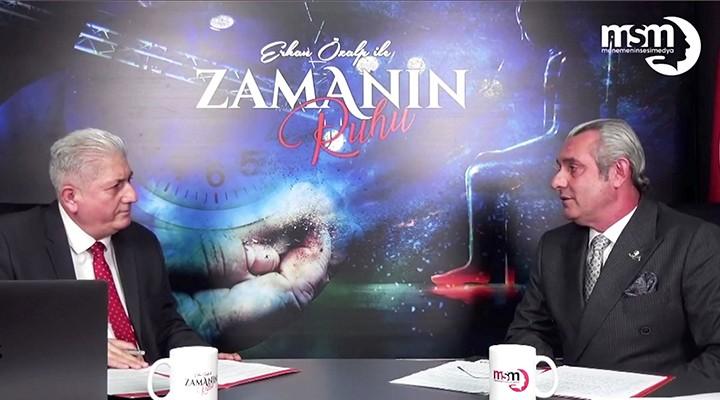 Erhan ÖZALP ile Zamanın Ruhu - Menemen Ticaret Odası Yönetim Kurulu Başkanı İzzet SÜSOY