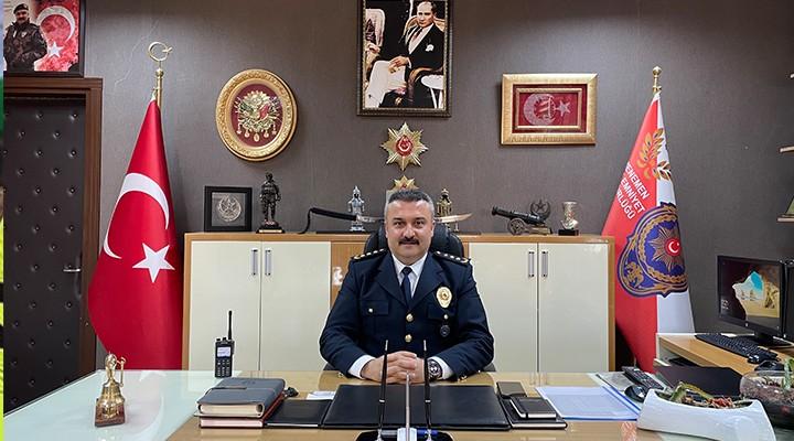 Menemen Emniyet Müdürü Gürcan Alev Göreve Başladı