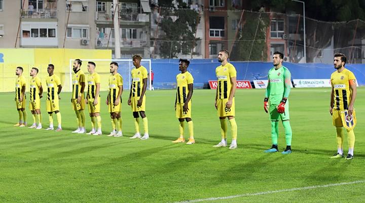 Menemenspor : 2 - Bursaspor : 1