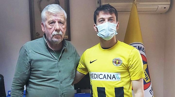 Menemenspor, Berkay Samancı'yı transfer etti