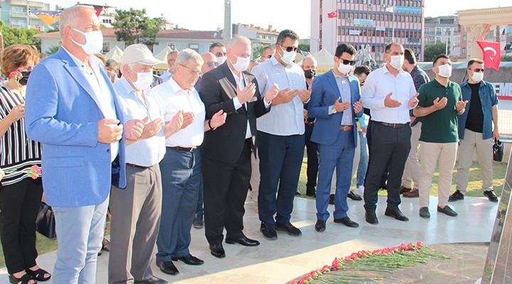 Srebrenitsa Katliamında Hayatını Kaybeden Vatandaşlar Törenle Anıldı