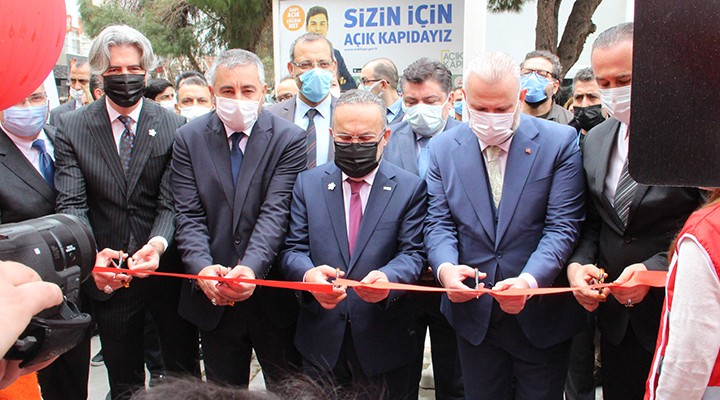 Türk Kızılayı Atilla İlhan Kan Alma Birimi Hizmete Açıldı
